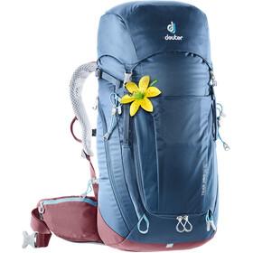 Deuter Trail Pro 34 SL Plecak niebieski